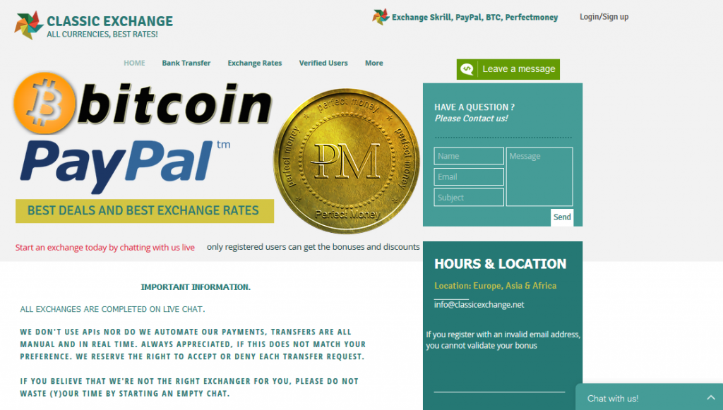 Perfect Money USD Archives - Getecurrency.Net