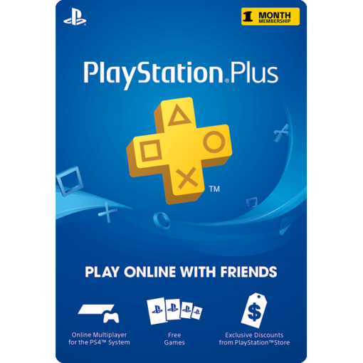 Playstation Plus Membership